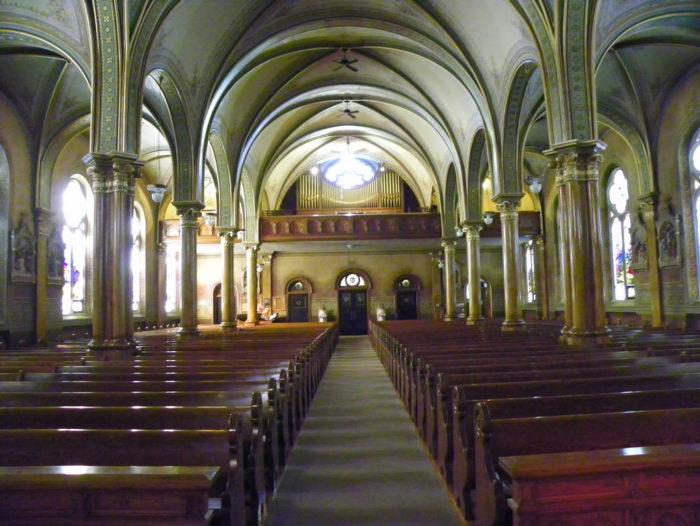 3. St. Anthony's Catholic Church, Hoven