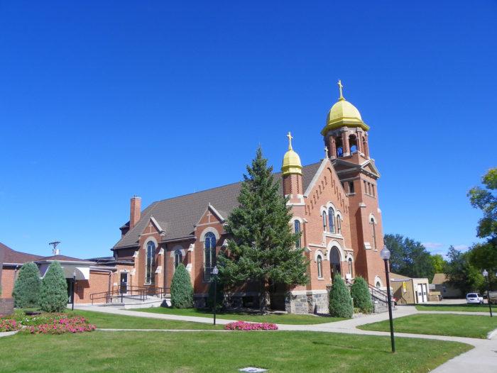 1. Saint Bernard's Church, Redfield