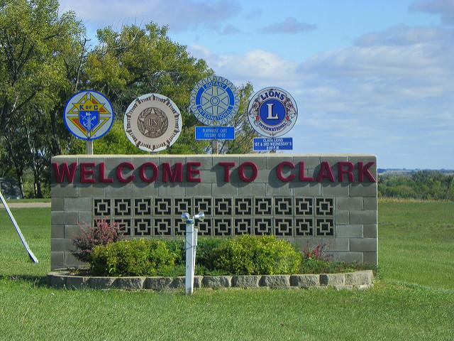 1. Clark