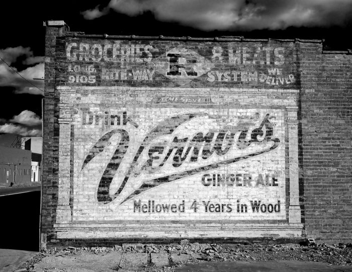 3. By 1896, the blossoming popularity of his drink led Vernor to establish his own soda fountain store.