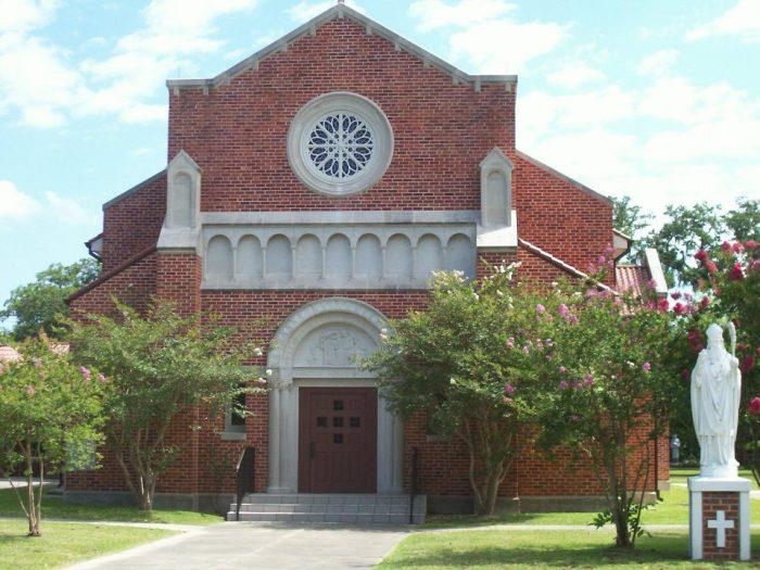 4. St. Augustine Seminary, Bay St. Louis