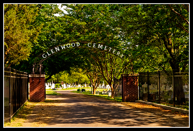 4. Glenwood Cemetery, Yazoo City