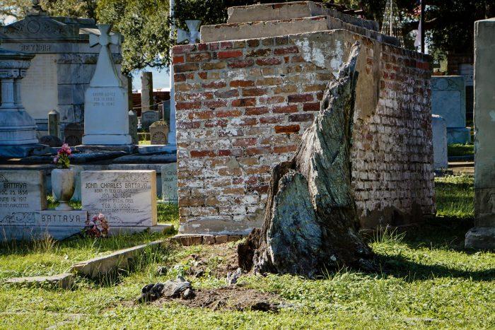 4. Old Biloxi Cemetery, Biloxi
