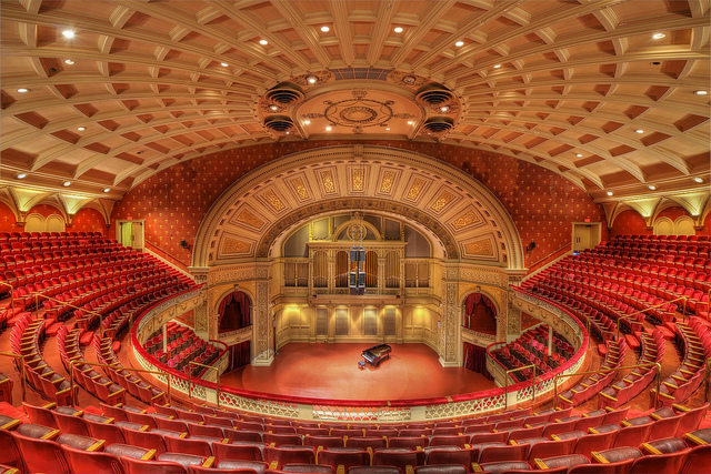 4. Carnegie Music Hall of Oakland