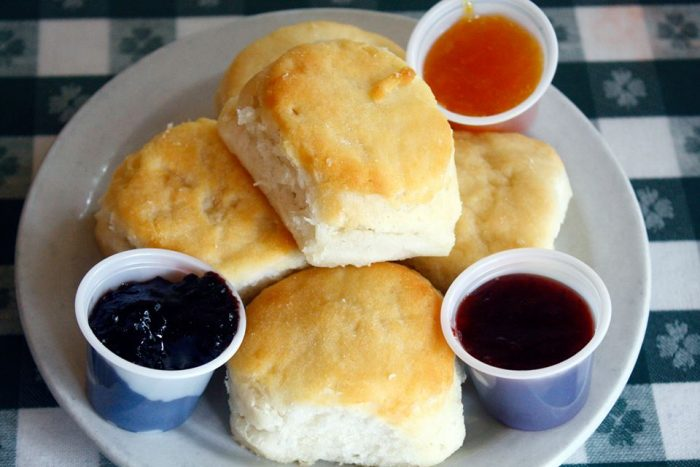 4. Biscuits from Loveless Café