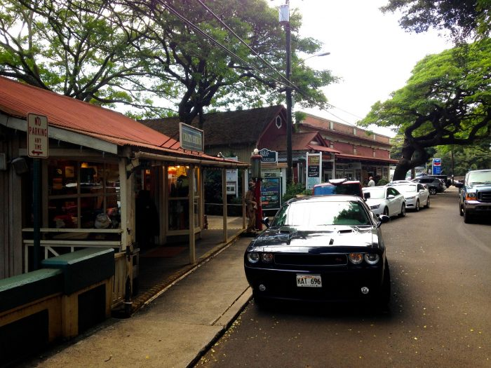 4. Old Koloa Town