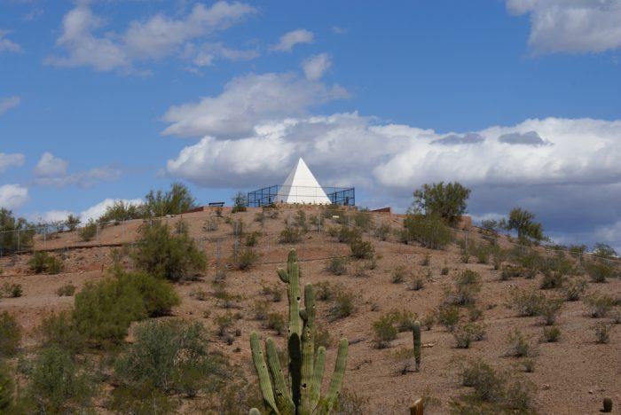 3. Hunt's Tomb, Phoenix