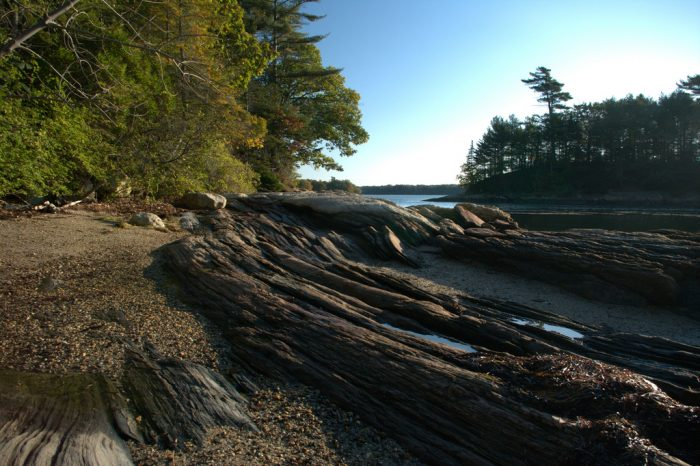 9. Take a leisurely hike on any one of Maine's beautiful trails.