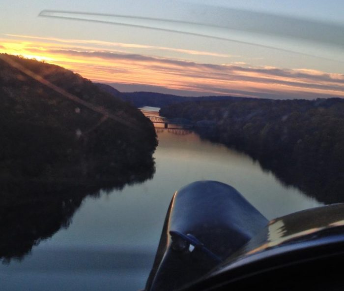 Arrange flights at all times of day during every season. In the winter, there is even an option to take off from the ice when Candlewood freezes over! You can work with staff to make your flight as unique as you are.