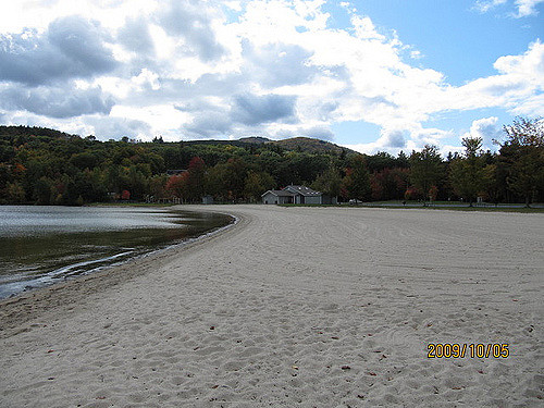 10 Little Known Beaches In New Hampshire