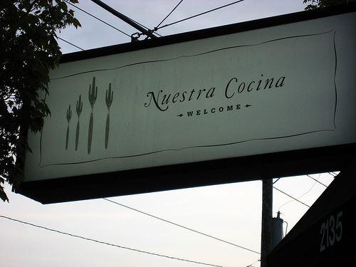 1. Nuestra Cocina - SE Portland