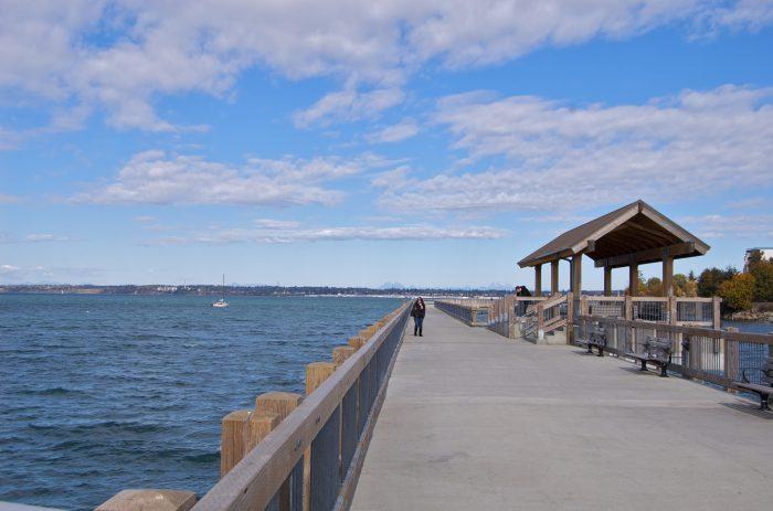 8. The Boardwalk at Boulevard Park (Bellingham)