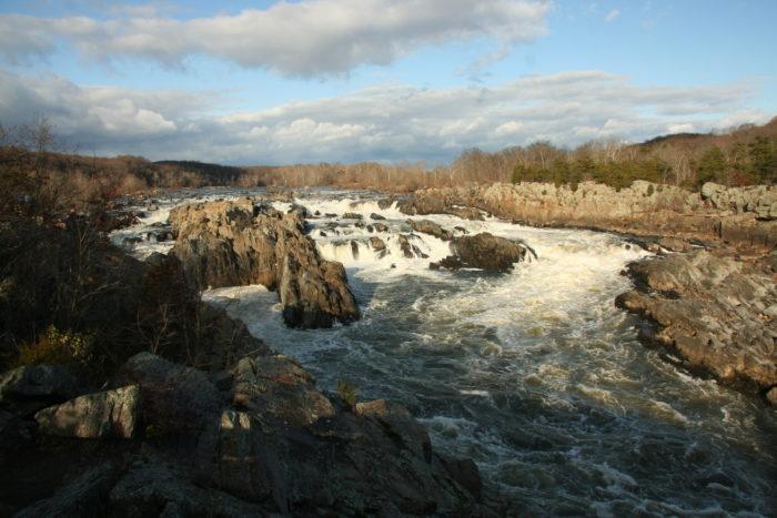 9. Great Falls National Park