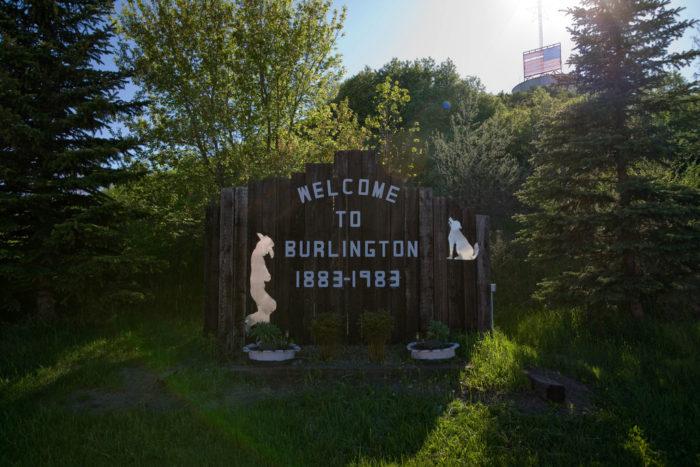 8. Burlington