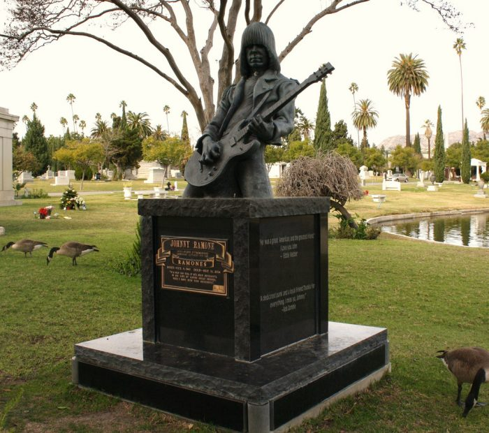 6. Hollywood Forever Cemetery -- Los Angeles