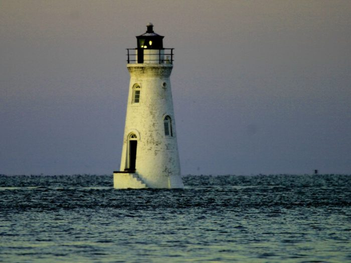 11. Cockspur Lighthouse, Tybee Island
