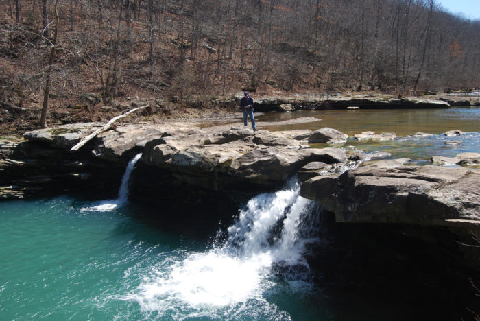 The Kings River Falls Natural Area is a great place to hike.