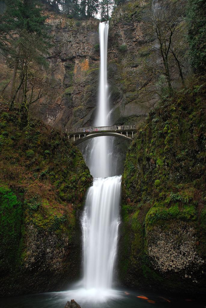 13. Multnomah Falls