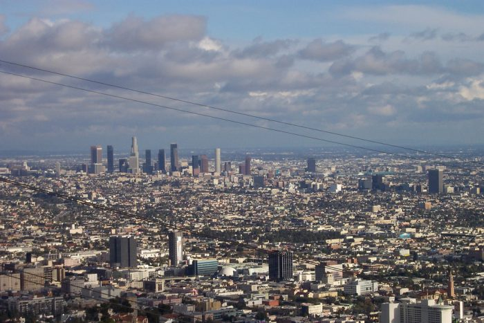 4. The Los Angeles Metro Area is the poorest of all major cities in the U.S.