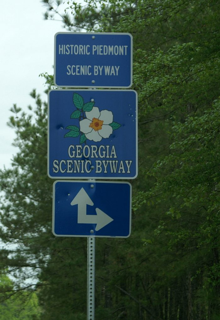 6. Historic Piedmont Scenic Byway