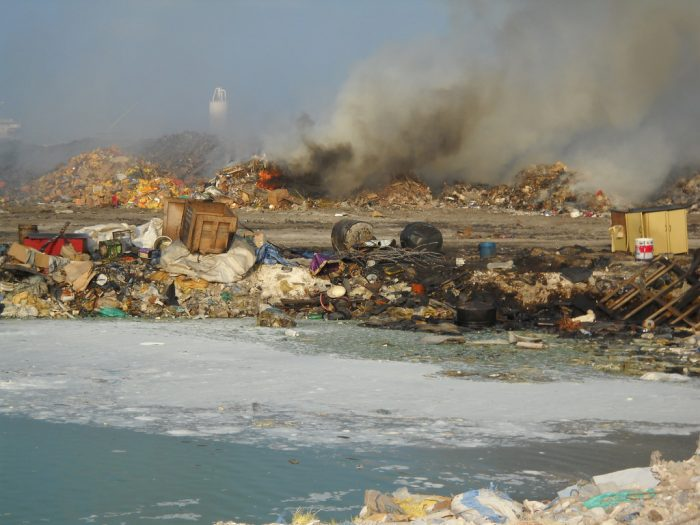 4. The citizens of Austin once voted to name their garbage dump after Fred Durst.