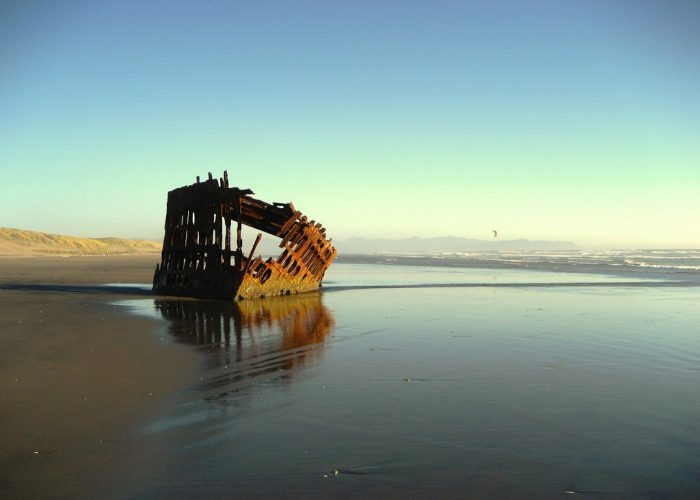 9. Peter Iredale