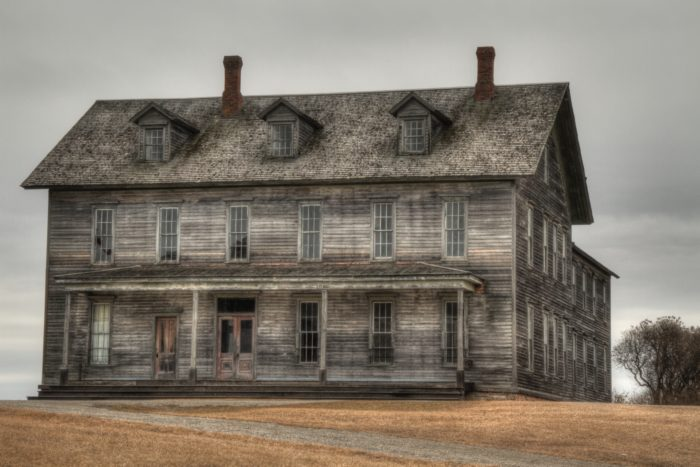 5. Fayette Historical Townsite