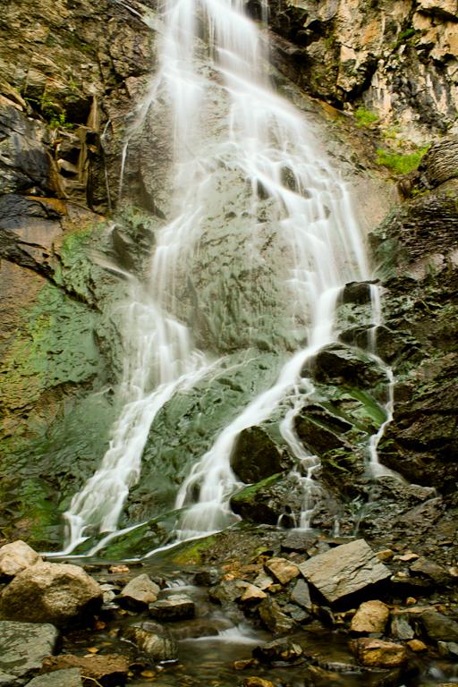 1. Bridal Veil Falls