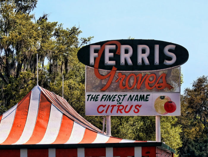 4. Floral City and Pudgees' Hot Dog Stand
