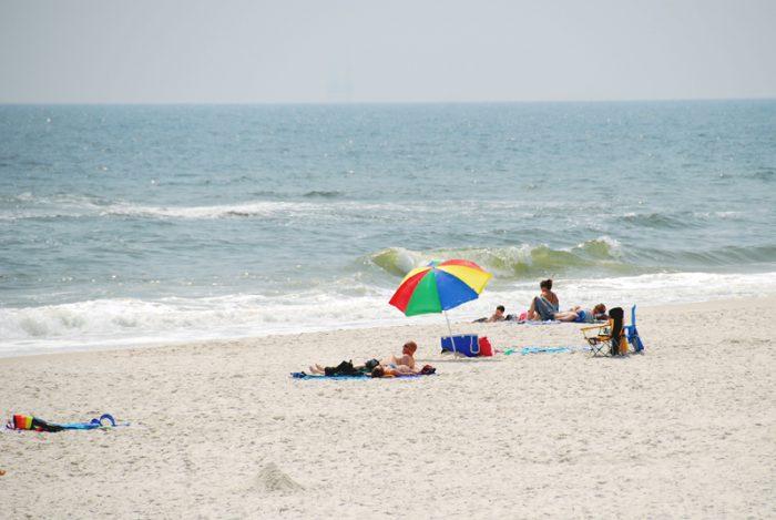 4. Gulf Shores Public Beach