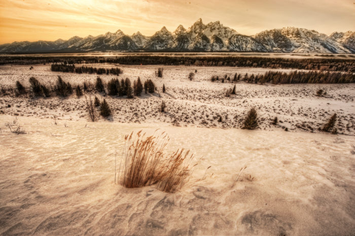 2. Teton Point Overlook