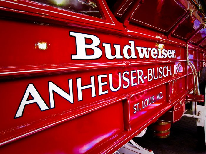 9. America's number one beer wouldn't be Budweiser.