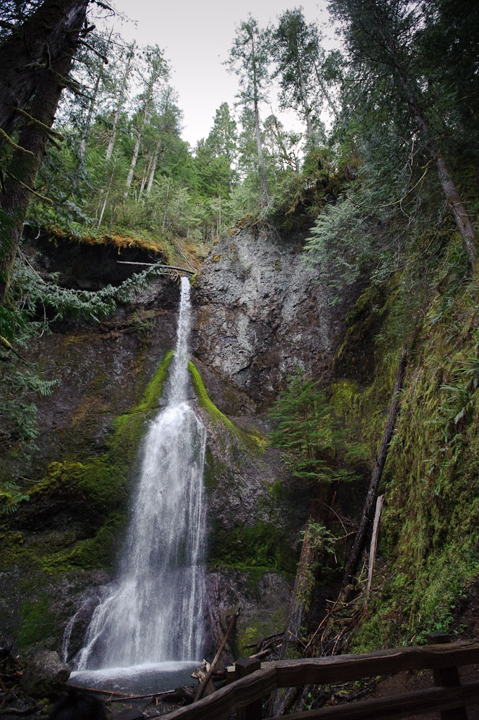 6. Marymere Falls