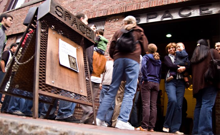 6. Take in one of Maine's Art Walks.