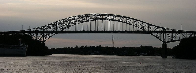 7. Piscataqua River Bridge, Portsmouth