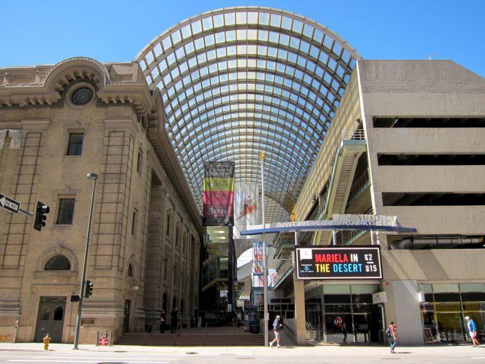 6. Denver Performing Arts Complex