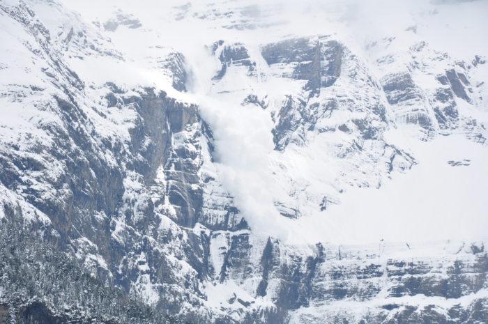 7. Northwest Wyoming - Avalanches