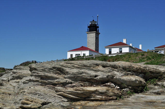 8. Rhode Island's state parks look like this and are perfect for exploring.