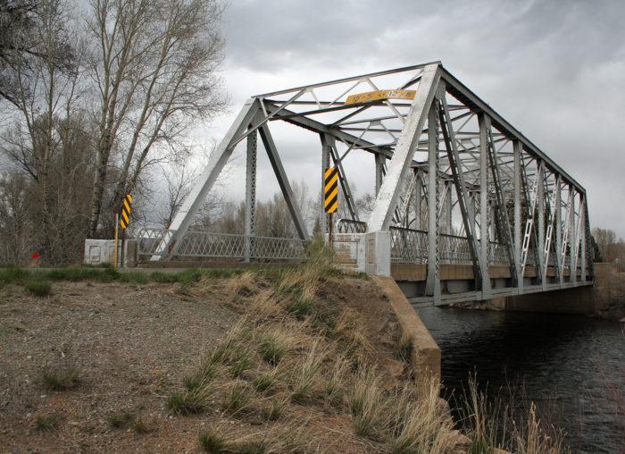 6. Gunnison River Bridge