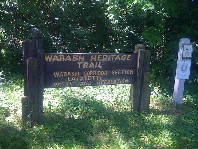 4. Wabash Heritage Trail (Battleground)