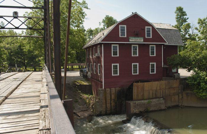 12. War Eagle Mill (Rogers)