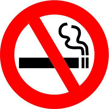 "9. Saying ""No"" To Alcohol And Tobacco"