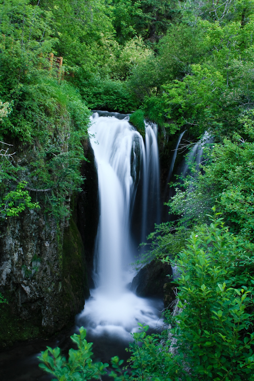 4. Another area of Roughlock Falls
