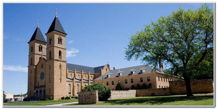 3. St. Fidelis Catholic Church (Victoria)