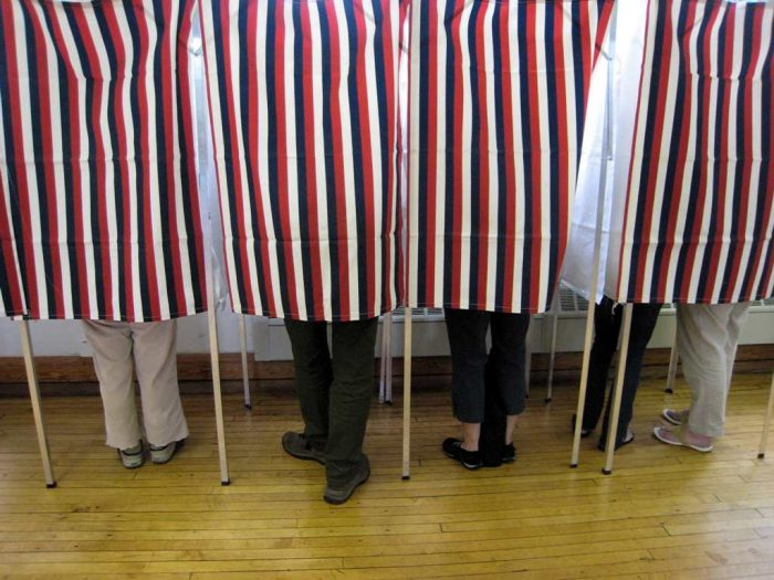 5. Mainers love to vote!
