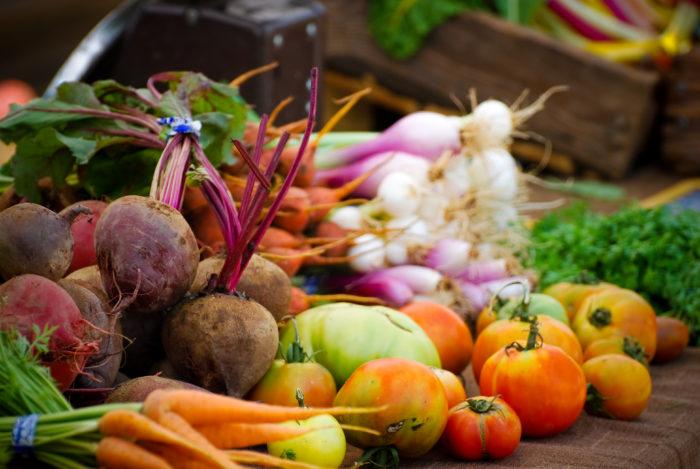 10. Alabama grows the freshest produce year-round.