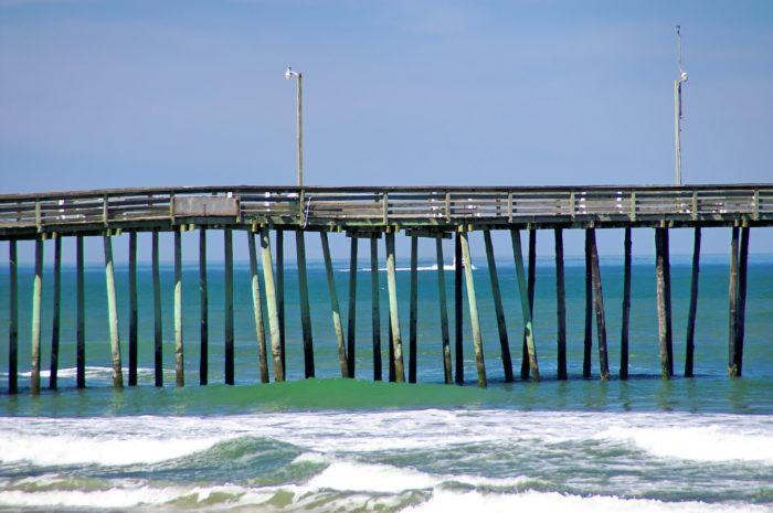 2. Atlantic pier boardwalk