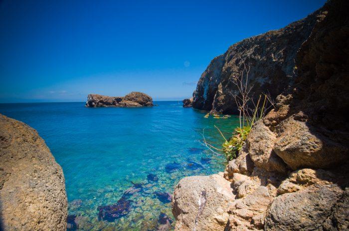 4. Santa Cruz Island -- Channel Islands National Park