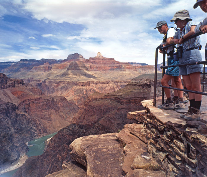 4. Bright Angel Trail, Grand Canyon National Park