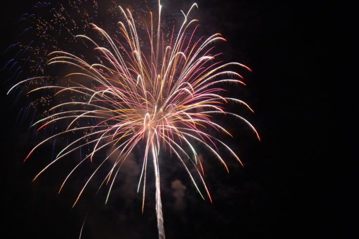 7. Fourth of July Fireworks on the Pier, Tybee Island: July 4th, 9pm